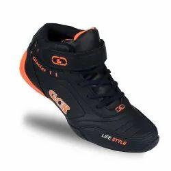 Glacier Men Outdoor High Neck Sports Shoes, Model Name/Number: PUMA-HYNECK-1, Size: 6-9, 6-10 & 7-10