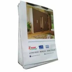 White Pamphlet Cutted Waste Paper, 5 Kg