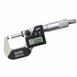 Digial Micrometer BAKER DMM25 / DMM50 / DMM75