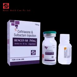 Ceftriaxone And Sulbactam Injection