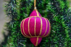 Soft Christmas Ornament