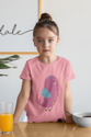 Girls Kids PrintedT Shirts