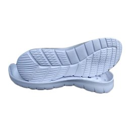 White EVA Casual Shoe Sole