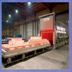 Aerospace Bogie Hearth Heat Treatment Furnaces