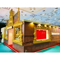 4-5 Days Gold Jewellery Exhibition Service, Pan India