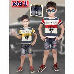 Kids Fancy Baba Suit