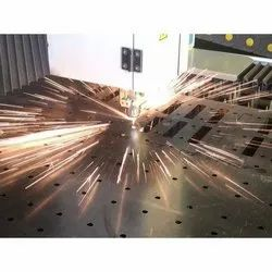 Friction Sawing Steel Plate Cutting Services
