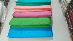 For Textile Plain Cotton Fabric Roll