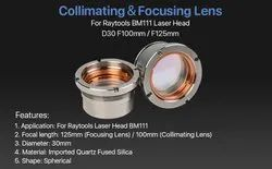 Focusing Lens And Collimatory Lens