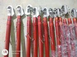 Frp Discharge Rod, 11 Kv To 400 Kv, Size: 18 Ft