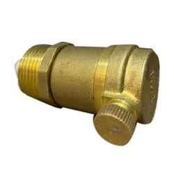 L&T NVR Brass Air Vent, For Residential Use