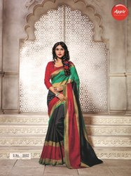 Casual Wear Indian Silk Saree