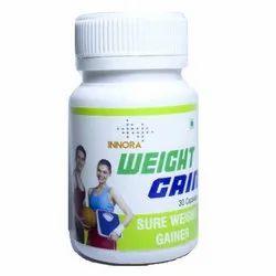 Weight Gain Capsules, Innora, Non prescription