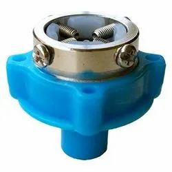 3 Inch SS and PVC Washing Machine Tap Adaptor, For Column Pipe
