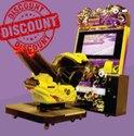 Super Bike Arcade Game Machine