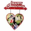 Anniversary Hanging Photo Frame