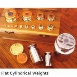 Flat Cylindrical Weights