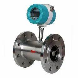 Digital Oil Flow Meter-Turbine Type