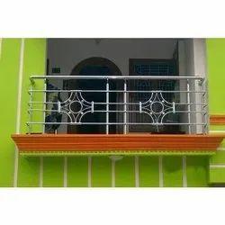 Bar Stainless Steel Balcony Railing
