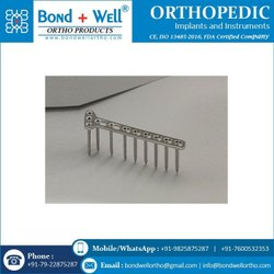3.5 mm Orthopedic Implants T Oblique Locking Plate