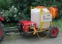 Tractor Mounted Sprayers, Capacity: 500 Litre