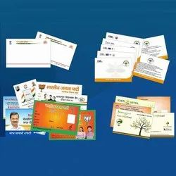 Multicolor Digital Pre-printed PVC Cards, For Smart Card, Size: Iso Standard