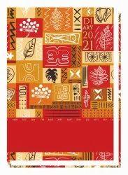 Flora Chief Executive Diary Excel A3