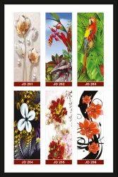 Vinyl Glossy Pvc Door Sticker, Design/Pattern: Design