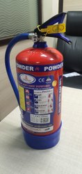 Mild Steel ABC Type Fire Extinguishers (MAP BASED), For office,industrial and factory