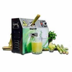 Automatic Mini Sugarcane Juice Machine