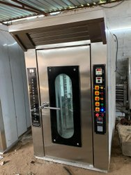 Diesel Rotary Oven 36 Trays
