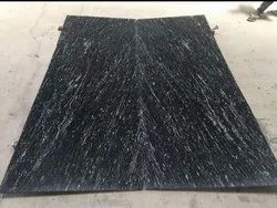 Polished Black Markino Granite Slab, For Flooring and Counter Tops, Thickness: 16mm