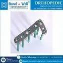 Orthopedic L Locking Buttress Plate