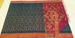 Ikkat Silk Cotton Sarees
