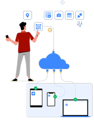 Cloud Based Offline & Online Android Application Development