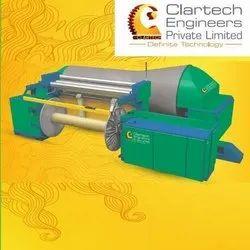 PLC  Based Sectional Warping Machine