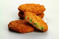 Golden Delights Veg Burger Patty