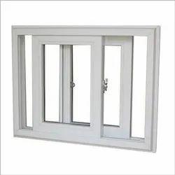 4 Mm UPVC Sliding Window
