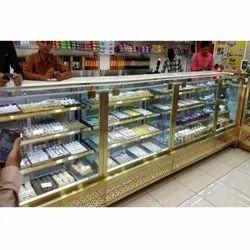 Non AC Food Display Counter