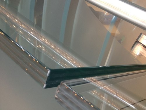 Laminated Clear Toughen Glass/ Security Glass