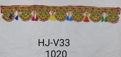Velvet Door Toran Bandarwal