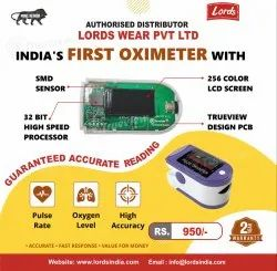 Oximeter Guaranteed Accurate  Reading