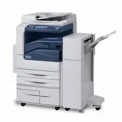 WC 7855i Xerox Photocopier Color Machine