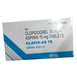 Clavix-AS 75 Tablet