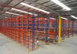 Motorized Pallet Rack