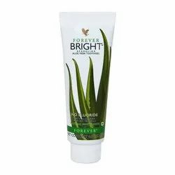 Forever Aloevera Bright Tooth Gel, Packaging Size: 130