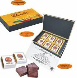 Rectangular Assorted Chocolates, Packaging Type: Box
