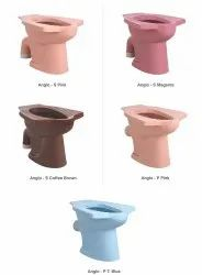 Shree Hari Open Front Indian Water Closet, For Bathroom Fitting