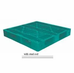 PIP-1111 Injection Molded Plastic Pallet