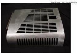 SS JCB  Door Skin Panel Sheet Metal Components